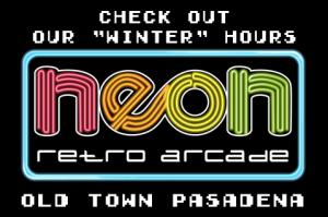 Courtesy of Neon Retro Arcade